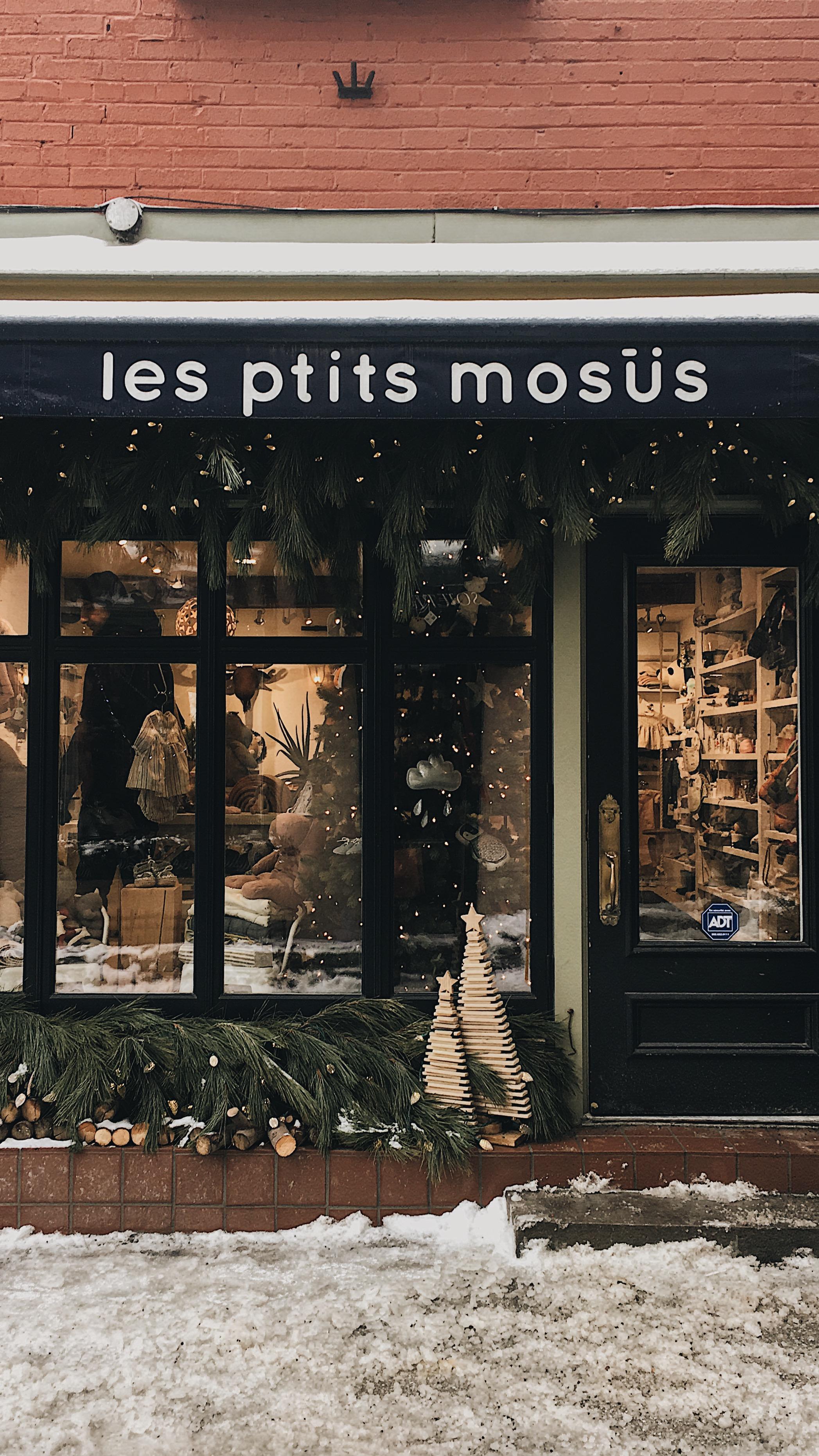 Boutique Les ptits Mosus