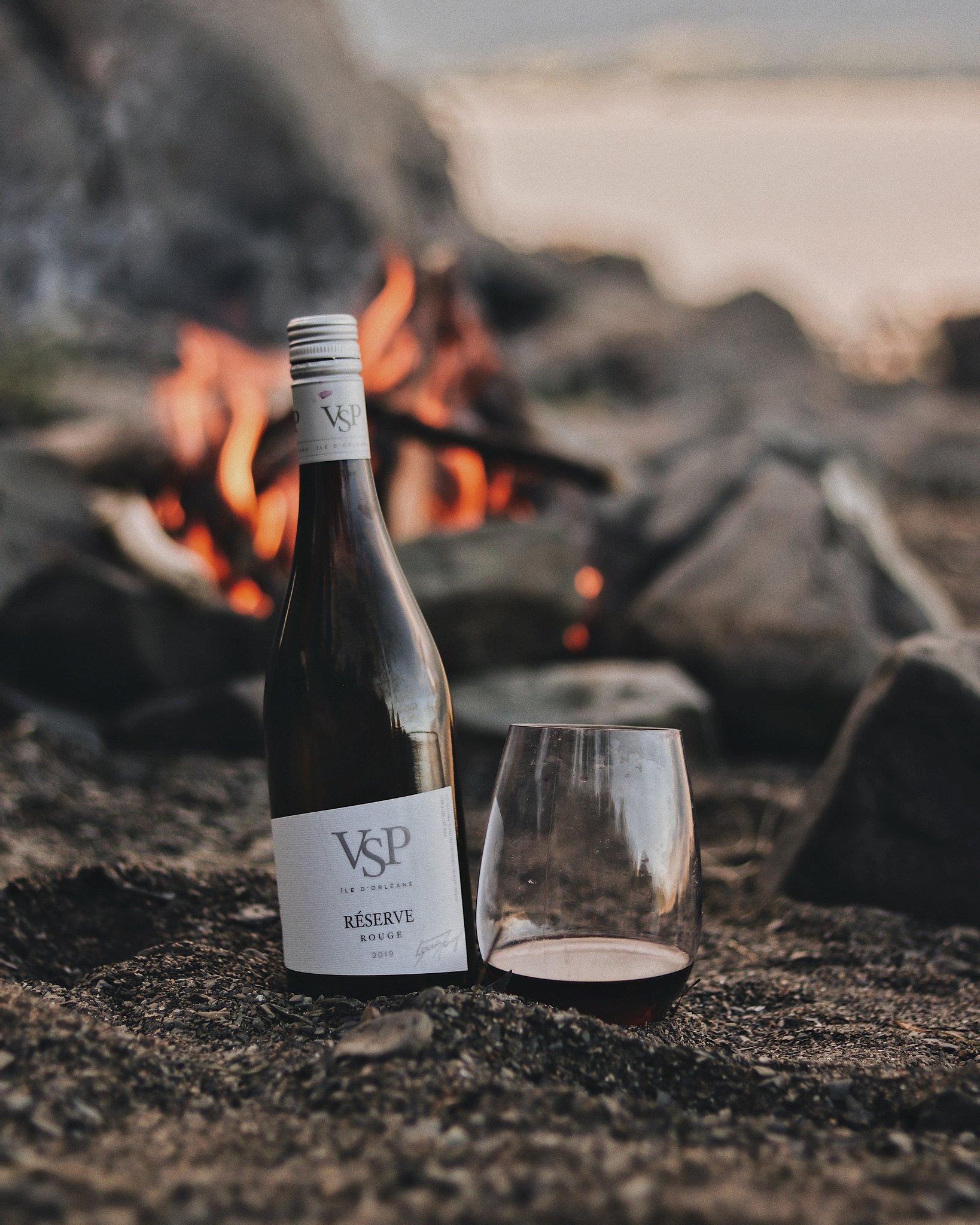 Vin rouge Sainte-Pétronille
