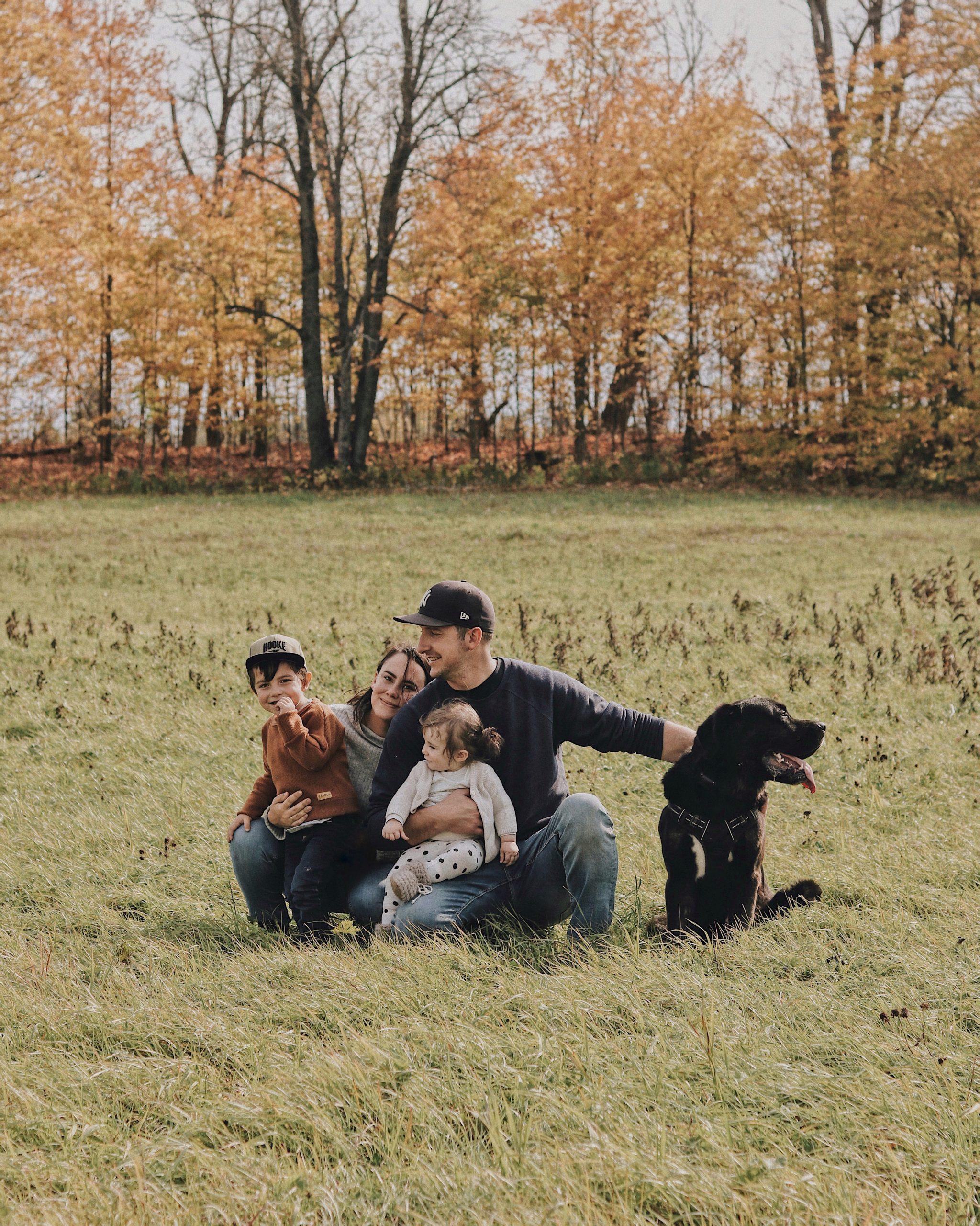 À propos - Famille