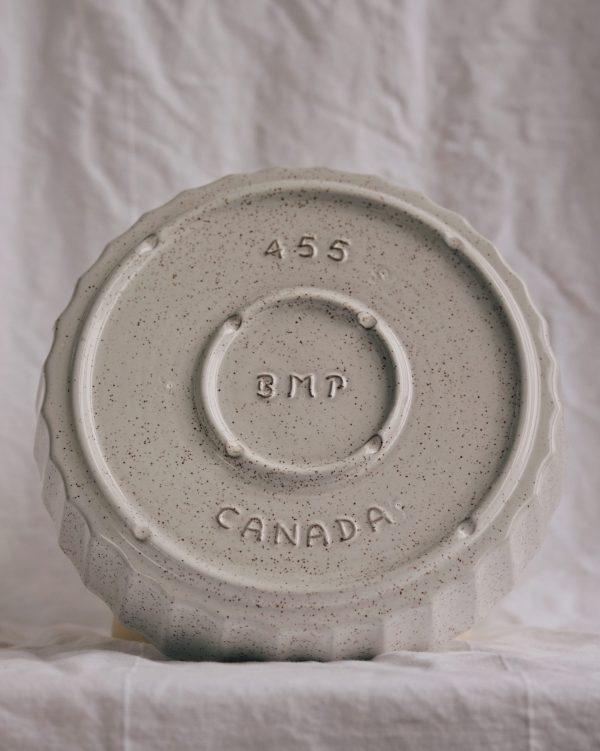 Grand plat Blue Mountain Pottery